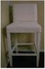Beyaz bar sandalyesi Kiralama